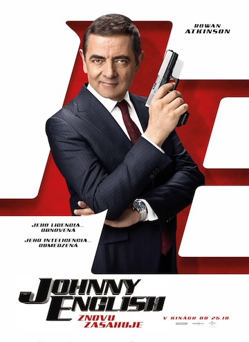 film Johnny English znovu zasahuje (2018)