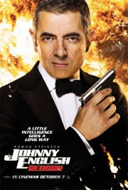 film Johnny English sa vracia (2011)