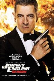 film Johnny English sa vracia (2011)