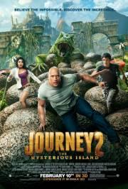film Cesta na tajomný ostrov (2011)