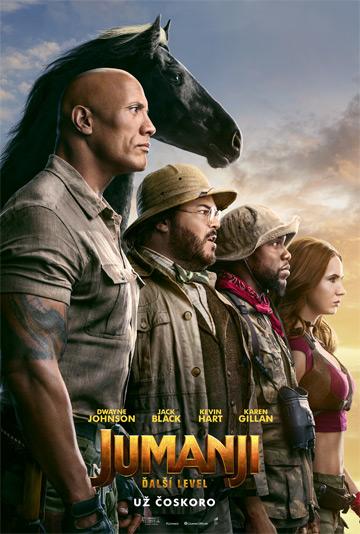 film Jumanji: Ďalší level (2019)