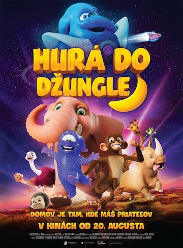 film Hurá do džungle (2020)