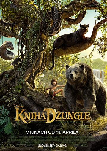 film Kniha džungle (2016)
