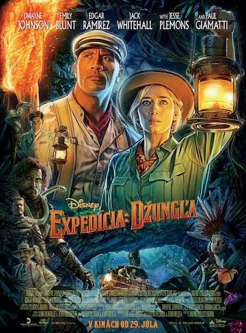 film Expedícia: Džungla (2021)