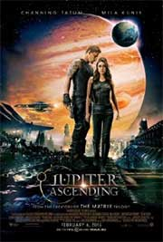 film Jupiter na vzostupe (2014)