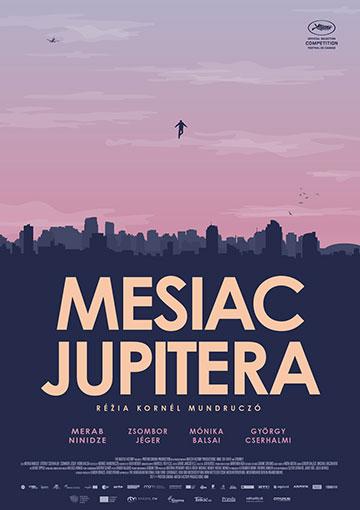 film Mesiac Jupitera (2017)