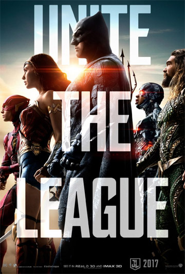 film Liga Spravodlivosti (2017)