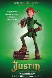 film Justin - malý veľký rytier (2013)