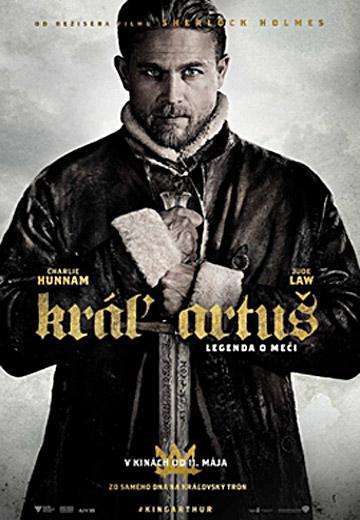 film Kráľ Artuš: Legenda o meči (2017)