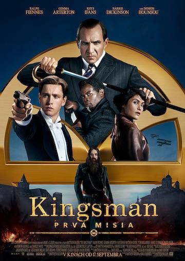 film The King's Man: Prvá misia (2020)