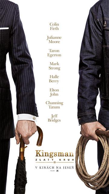 film Kingsman: Zlatý kruh (2017)