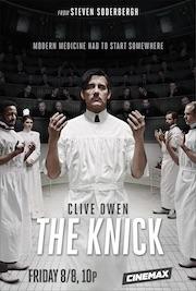 serial Knick: Doktori bez hraníc (2014)