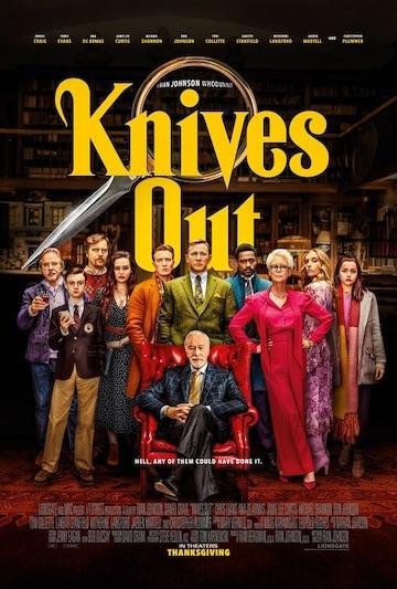 film Na nože (2019)