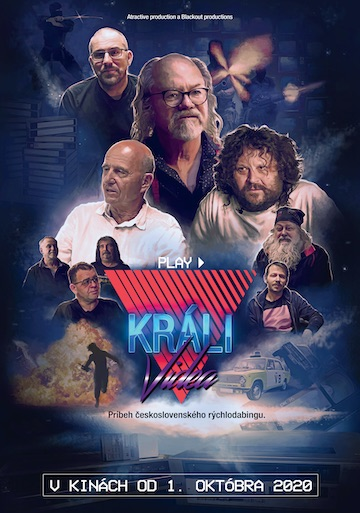 film Králi videa (2020)
