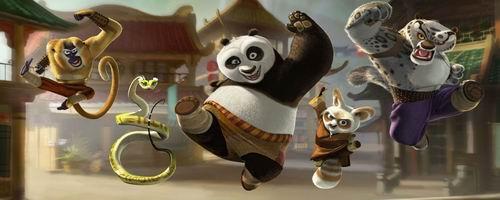 Film Kung Fu Panda 2 (2011)