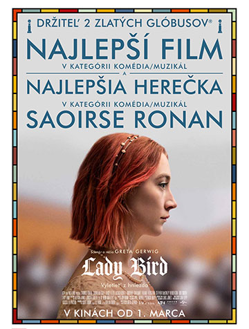 film Lady Bird (2017)
