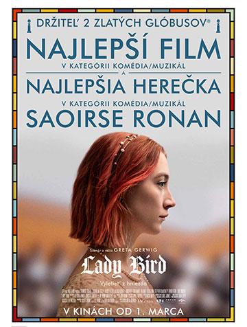 film Lady Bird (2017)