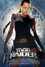 film Lara Croft - Tomb Raider (2001)