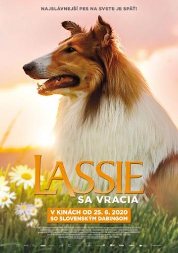 film Lassie sa vracia (2020)