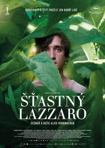 film Šťastný Lazzaro (2018)