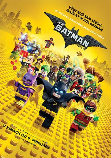 film LEGO Batman vo filme (2017)