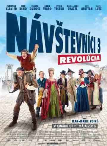 film Návštevníci 3: Revolúcia (2016)