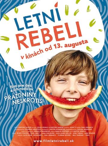 film Letní rebeli (2020)