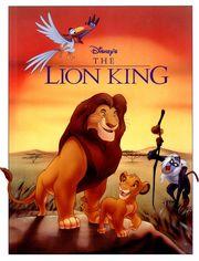 film Leví kráľ (1994)