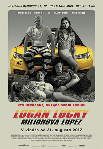 film Logan Lucky: Miliónová lúpež (2017)