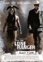 film Osamelý jazdec (2013)