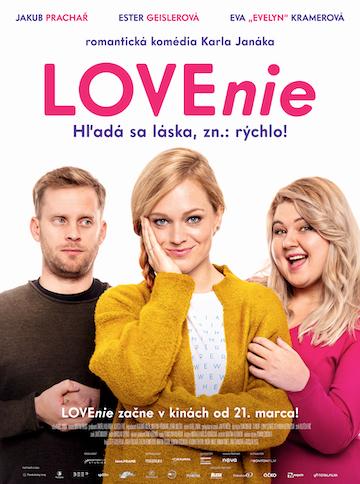film LOVEnie (2019)