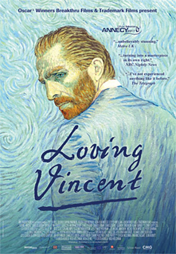 film S láskou Vincent (2017)