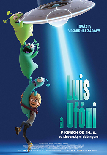 film Luis a ufóni (2018)