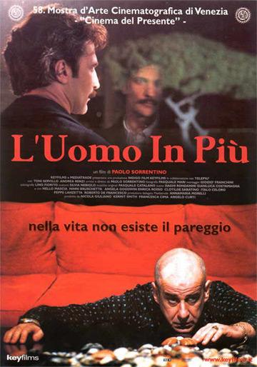 film Prebytočný človek (2001)