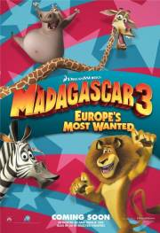 film Madagaskar 3 (2012)