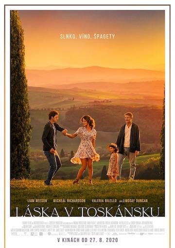 film Láska v Toskánsku (2020)