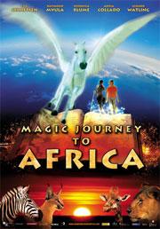film Čarovná cesta do Afriky (2010)