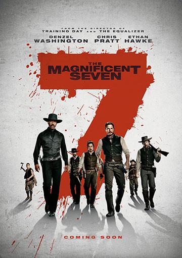 film Sedem statočných (2016)