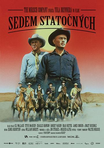 film Sedem statočných (1960)