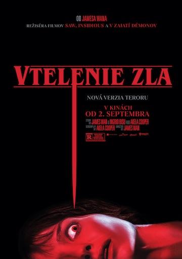 film Vtelenie zla (2021)