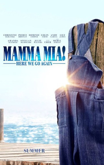 film Mamma Mia! Here We Go Again (2018)