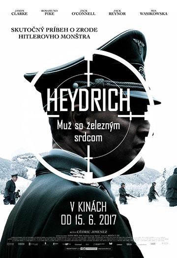 film Heydrich: Muž so železným srdcom (2017)