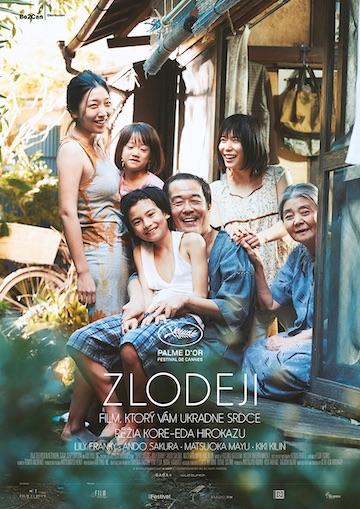 film Zlodeji (2018)