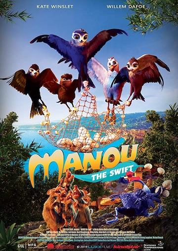 film Bleskový Manu (2019)