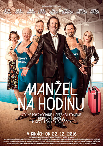 film Manžel na hodinu (2016)