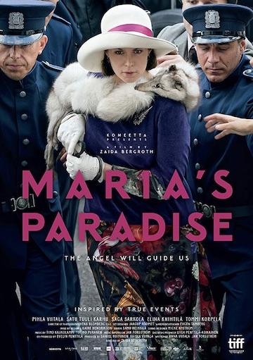 film Máriin raj (2019)
