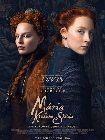 film Mária, kráľovná škótska (2018)
