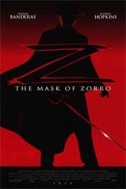 film Zorro: Tajomná tvár (1998)