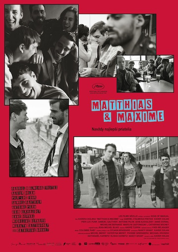 film Matthias a Maxime (2019)