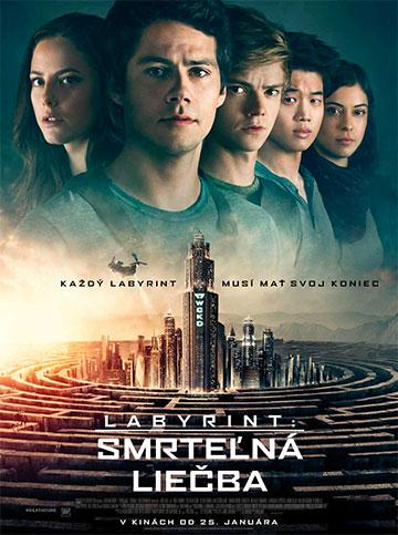 film Labyrint: Smrteľná liečba (2018)